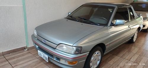 Imagem 1 de 13 de Ford Escort Xr3 2.0i 93 Conversivel Raridade - 1993