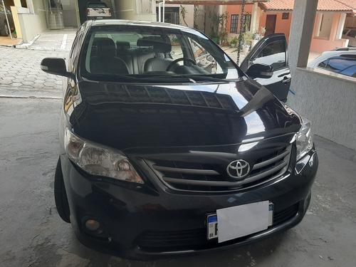 Imagem 1 de 9 de Toyota Corolla 2013 2.0 16v Xei Flex Aut. 4p