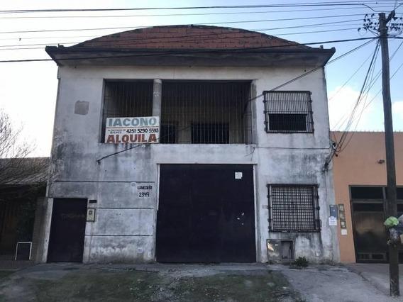 Alquiler - Galpón - Quilmes Oeste