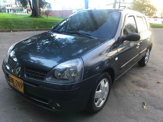 Renault Clio Aut 1.6 2012