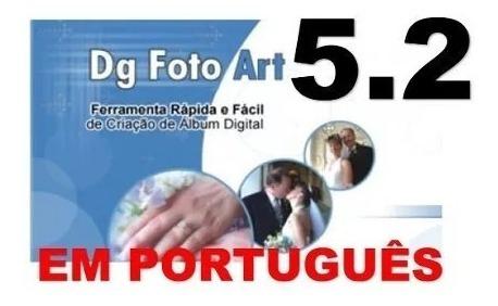 Dg Photo Art 5.2 + 45gb De Templates