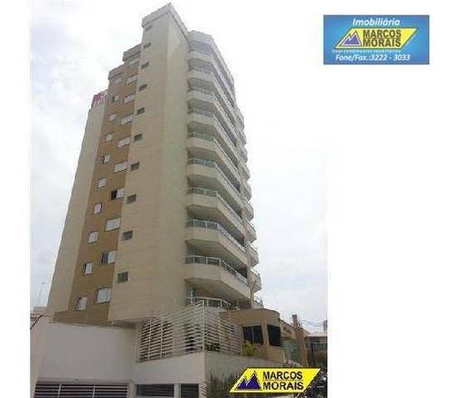 Imagem 1 de 10 de Apartamento Com 3 Dormitórios À Venda, 112 M² Por R$ 697.500,00 - Parque Campolim - Sorocaba/sp - Ap1173