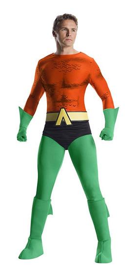 Disfraz Hombre Aquaman Clásico