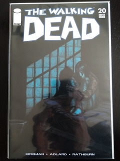 The Walking Dead #20, 21, 22, 23, 24 En Inglés 1a Impresión