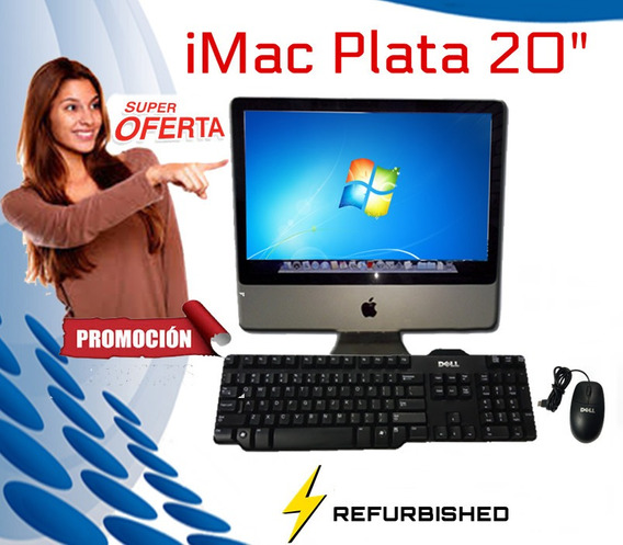iMac 20 Pulgadas Intel Core 2 Duo
