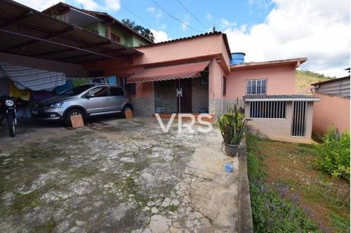Casa Com 3 Dormitórios À Venda, 88 M² Por R$ 350.000,00 - Tijuca - Teresópolis/rj - Ca0252