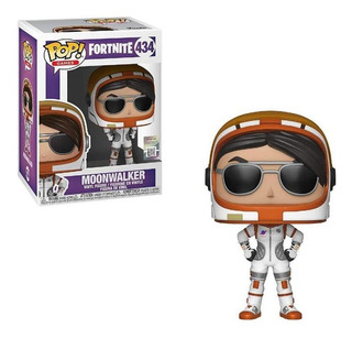 Funko Pop 34469 Vinyl Fortnite Moonwalker #434 Original