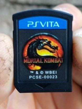 Mortal Kombat Para Ps Vita