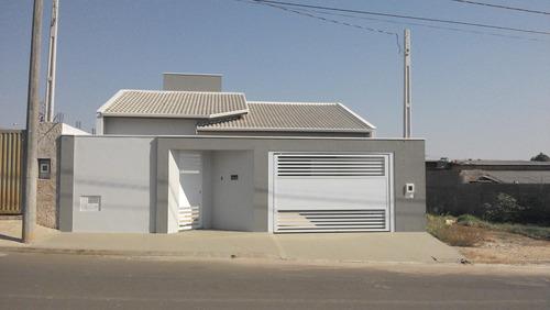 Casa Com 2 Dormitórios À Venda, 133 M² Por R$ 450.000,00 - Recanto Feliz - Elias Fausto/sp - Ca0084