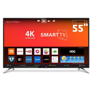 Tv Aoc 55 Uhd 4k Smart Tv