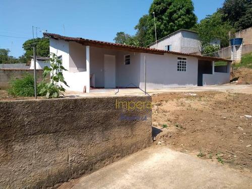 Chácara À Venda, 671 M² Por R$ 280.000,00 - Chácaras Pousada Do Vale - São José Dos Campos/sp - Ch0006