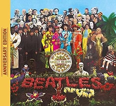 Imagen 1 de 2 de The Beatles Peppers Lonely Hearts Club Band Disco Cd