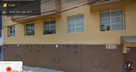 ****depto En Remate En Calle Benito Juarez . Col Albert ***