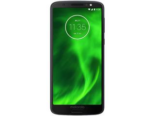Motorola Moto G6 Xt1925 32gb Dual 4g 12mp 5.7 Azul Vitrine 3