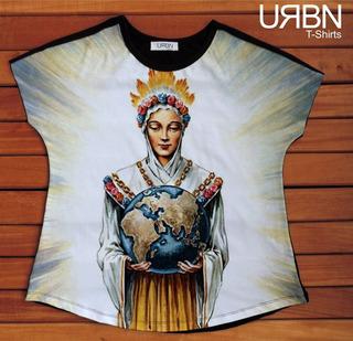 Camiseta Feminina Nossa Senhora Da Salete