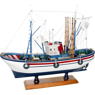 Barco Pesca Pesqueiro Carmen 2 - Madeira - Veleiro Traineira