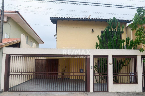 Casa Com 4 Dormitórios À Venda, 201 M² Por R$ 599.000,00 - Vila D