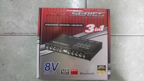 Rock Series Epicentro Con Ecualizador Bluetooth 4 Bandas Rks