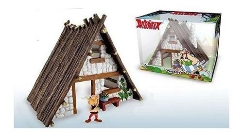 Imagen 1 de 1 de Plastoy - 60835 - Asterix - Asterix House 1 Figura Asterix D