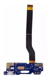 Placa Conector De Carga Dock Asus Zenfone 3 Max 5,2 Zc520tl