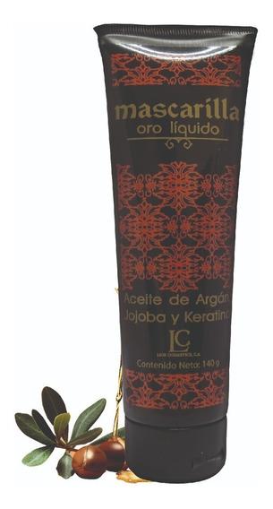 Linea Profesional Oro Liquido Mascarilla Lior 140 G