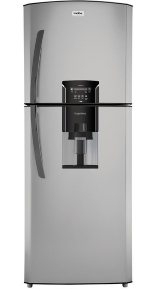 Refrigerador Automático 360 L Inoxidable Mabe - Rme1436zmxx0