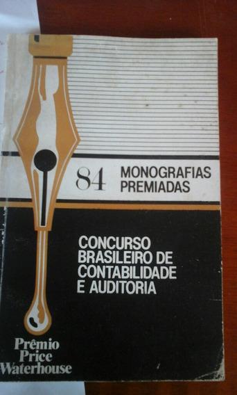 Livro Concurso Brasileiro De Contabilidade E Auditoria..