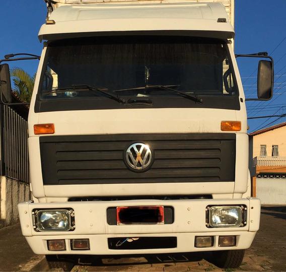 Caminhão Volkswagen Vw 12140 Bau