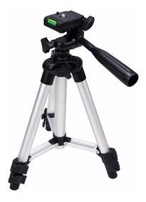 Tripe Camera Digital Em Alumínio P/ Sony Samsung Nikon Canon