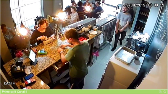Passo O Ponto Loja Comercial Cafeteria