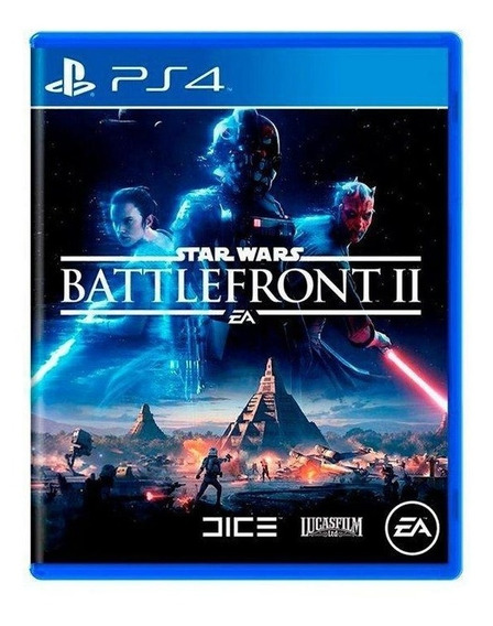 Star Wars Battlefront Ii Ps4 Mídia Física Pronta Entrega