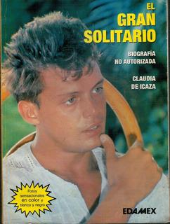 Luis Miguel Libro El Gran Solitario
