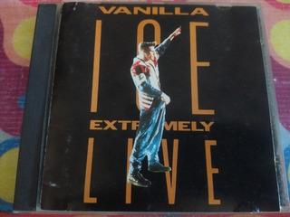 Vanilla Ice Cd Extremely Live Usa Z