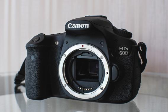 Camera Canon 60d (com Problema)