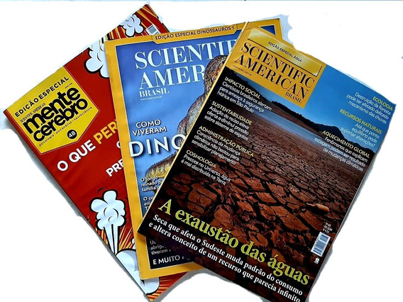 Revista American Scientific - Ed. Especial (n° 48, 63 E 63)