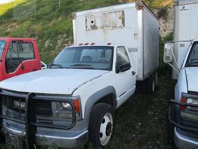 Camion Chevrolet 3500 2006 Caja Seca 8 Cil En Tijuana
