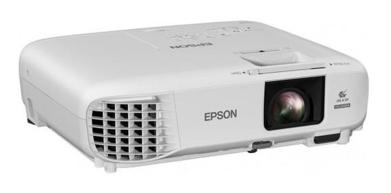 Projetor Epson W39+ 3500 Hdmi Powerlite Lumens