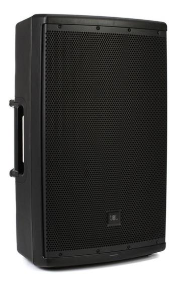 Caixa de som JBL Eon615 portátil sem fio Preto 110V/220V (Bivolt)