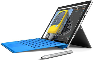 Microsoft Surface Pro 4 256 Gb, 8gb Ram, Intel Corei7