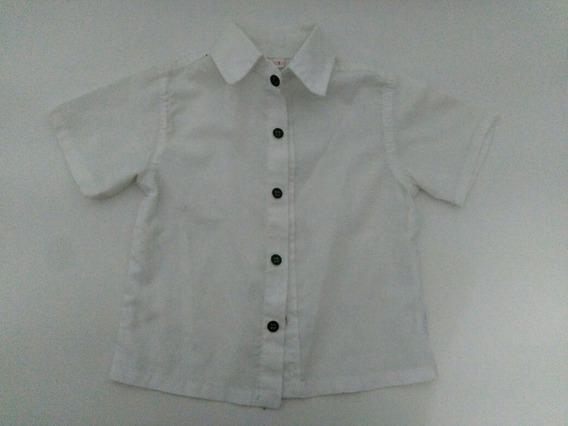 Camisa Blanca Bautismo