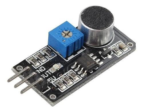Modulo Sensor De Sonido Arduino Microfono - Lm 393