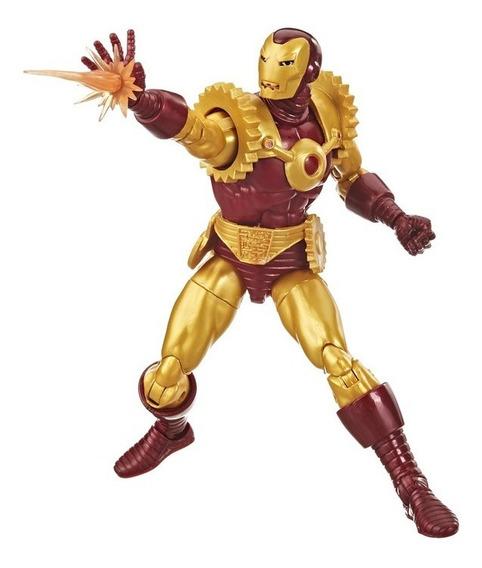 Boneco Marvel Legends - Iron Man 2020 Gears - Hasbro E8708