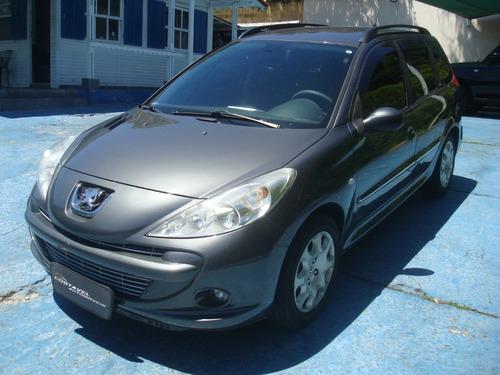 Peugeot 207 Sw Xrs 1.6 Flex 2012