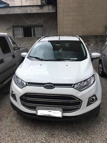 Imagem 1 de 6 de Ford Ecosport 2014 2.0 16v Titanium Flex 5p