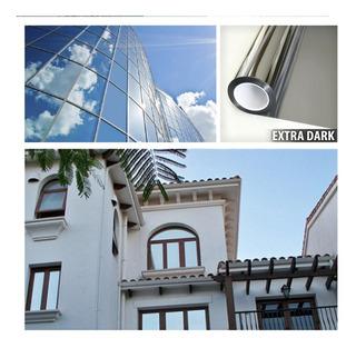 Película Tipo Espejo Privacidad Para Ventana Reducción Calor