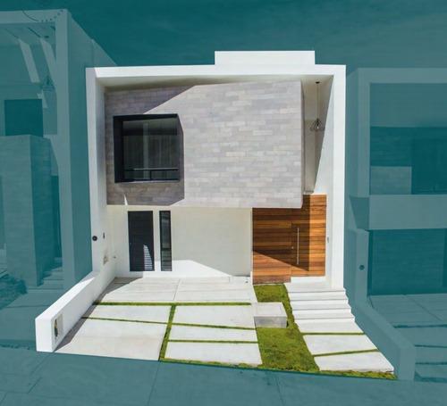 Casa Con Roof Garden En Zibata A Estrenar!!!
