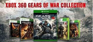 Colección De Gears Of War Por Solo 1$