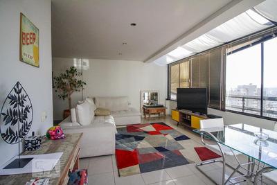 Apartamento No 13º Andar Com 2 Dormitórios E 2 Garagens - Id: 892916592 - 216592