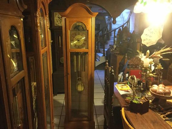 Reloj Granfather Ridgeway 3 Cuerdas Soneria Aleman