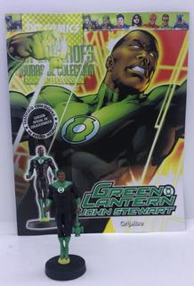 Figuras Dc Comics Nº 55 Green Lantern